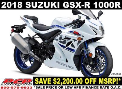 2018 Suzuki GSX-R1000R Supersport Sacramento, CA