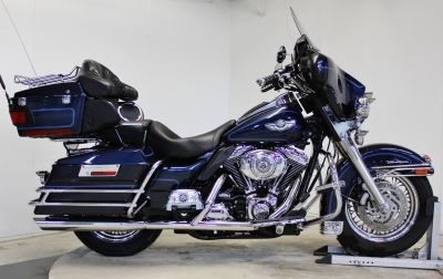 2003 Harley-Davidson FLHTCUI Ultra Classic Electra Glide Touring Motorcycles Pittsfield, MA