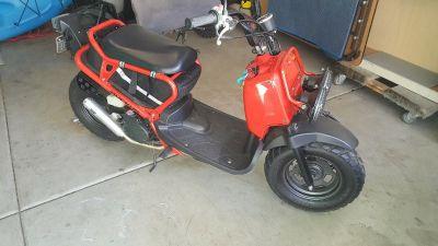 2008 Honda RUCKUS NPS50