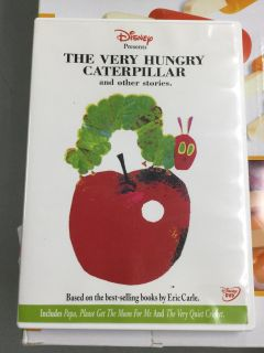 Disney s The Very Hungry Caterpillar and Other Stories