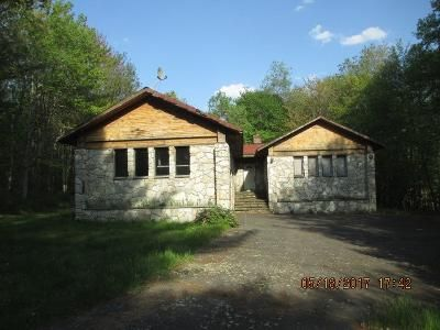 Foreclosure Property in White Sulphur Springs, NY 12787 - Fox Mountain Road