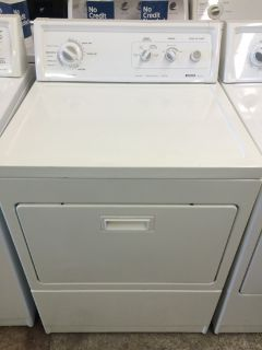 Kenmore Electric Dryer in White