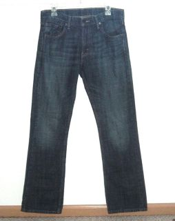 Mens 31x32 Levis 527 Straight Denim Jeans Mens Tag 32x32 Measures 31 x 32 31x32