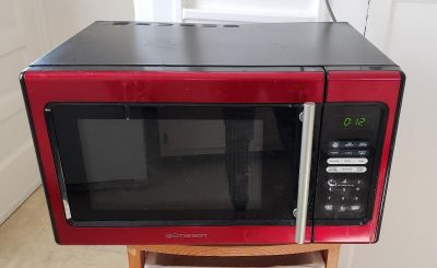 Microwave. Cross posted. No holds.