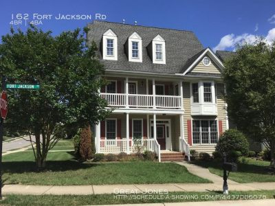 Single-family home Rental - 162 Fort Jackson Rd