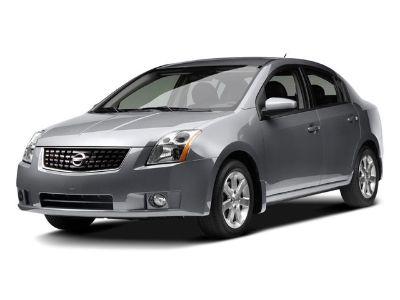 2009 Nissan Sentra 2.0 (Super Black)