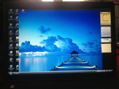 Laptop with CS5, MS office, and more