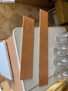 Westfalia spice rack replacement shelf panels