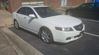 Find 2005 ACURA TSX W/NAVIGATION motorcycle in Atlanta, Georgia, United States, for US $4,900.00