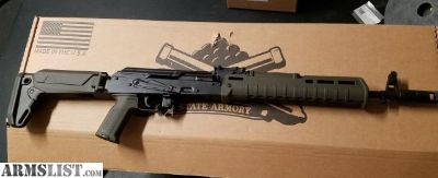 For Sale: Ar 15 , AR 9 and Ak 74 , yes I said AK 74