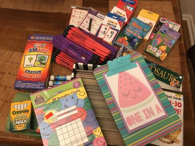 Teaching and learning supplies lot