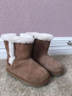 Stride ride boot for girl size 6