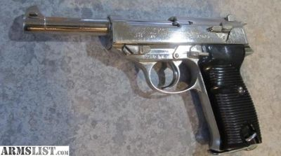 For Sale: Walther Model P38