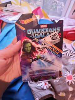New! Guardians of the galaxy hotwheels