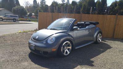 FS: 2004 New Beetle Convertible Turbo S Body Kit - PNW