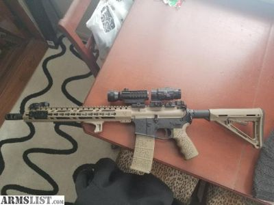For Sale: Custom AR15 for sale
