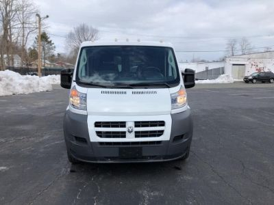 """2018 RAM ProMaster Cargo Van 1500 Low Roof 136"""" WB (Bright White Clearcoat)"""