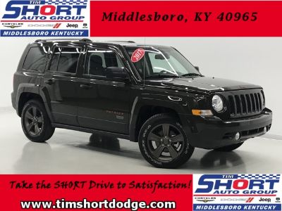 2017 Jeep Patriot Sport (Green Clearcoat)