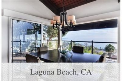 3 bedrooms House - Nestled in the hills above Crescent Beach in North Laguna.