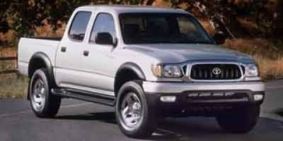 2004 Toyota Tacoma Prerunner V6 (Silver Sky Metallic)