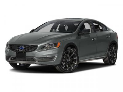2017 Volvo S60 Cross Country (OSMIUM GREY MET)