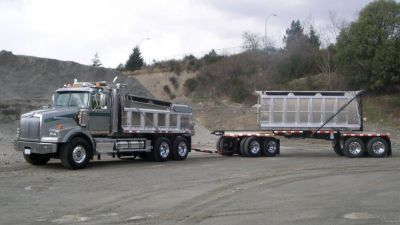 We finance  dump trucks & construction equipment