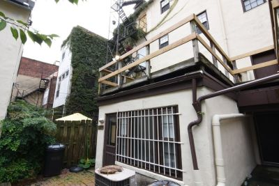 Amazing 3 Bedroom 2 Bath Home For Rent Washington Sq w Deck hardwood flooring