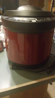 Cooks essentials pressure cooker
