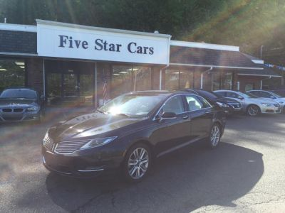 2014 Lincoln MKZ Base (Black)