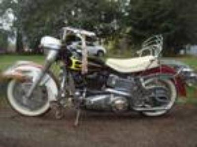 1960 Harley Davidson FL Duo-Glide Panhead