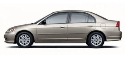 2004 Honda Civic LX ()