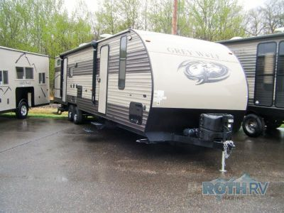 2017 Forest River Rv Cherokee Grey Wolf 29TE