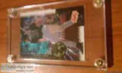 Mike Piazza Mets Baseball Sports Card