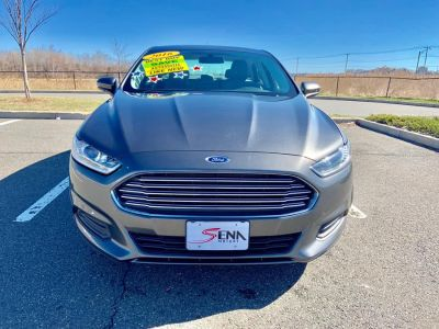 2016 Ford Fusion 4dr Sdn S FWD (Magnetic)