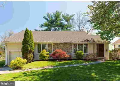 723 Cambridge Rd BALA CYNWYD Four BR, OPEN HOUSE CANCELLED!