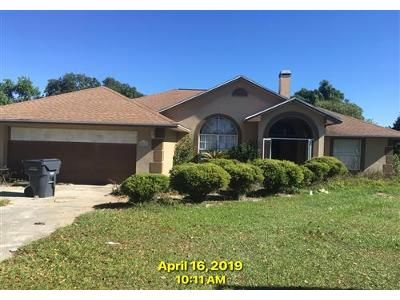 4 Bed 2 Bath Foreclosure Property in Lakeland, FL 33812 - Clubhouse Rd