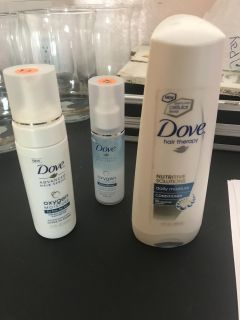 Dove products!