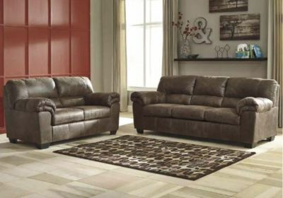 Ashley Sofa (Couch) & Loveseat in Excellent condition