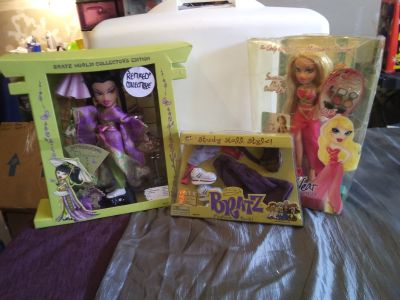 DISCONTINUED - BRATZ DOLLS & ACCESSORY PACK