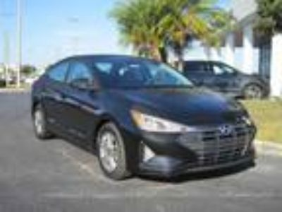new 2019 Hyundai Elantra for sale.