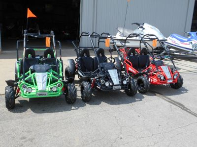 2017 Hammerhead Off-Road MudHead 208R Competition/Off Road Go-Karts Belvidere, IL