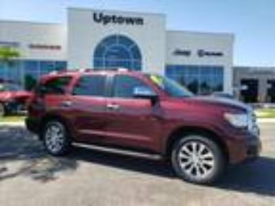used 2011 Toyota Sequoia for sale.