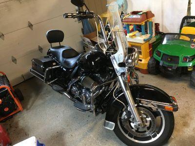 2009 Harley-Davidson ROAD KING POLICE