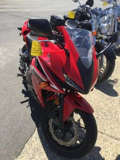2017 Honda CBR500R Sport North Reading, MA