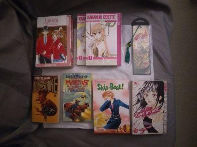 Books and manga