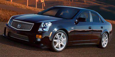 2005 Cadillac CTS V (Light Platinum)