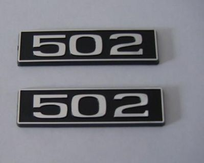 Purchase 502 emblems New Pair emblem motorcycle in Dade City, Florida, US, for US $19.95