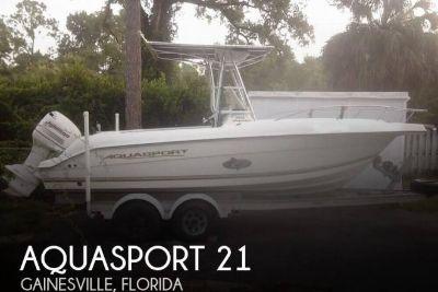 2003 Aquasport 205 Osprey