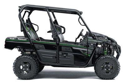 2018 Kawasaki Teryx4 LE Camo Utility SxS Dimondale, MI