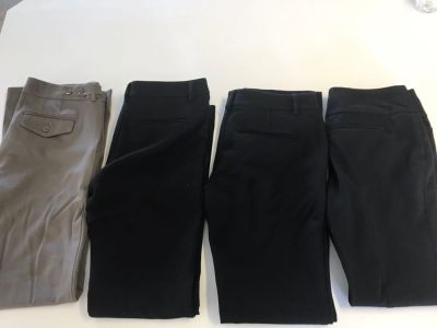 Express dress pants size 4 regular. New